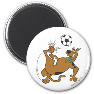 Scooby Doo Sports SDX Pose 6 2 Inch Round Magnet