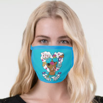 """Scooby-Doo """"Sweet Tooth"""" Face Mask"""