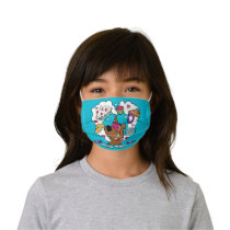 """Scooby-Doo """"Sweet Tooth"""" Kids' Cloth Face Mask"""