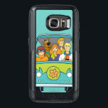 "Scooby-Doo &amp; The Gang Mystery Machine OtterBox Samsung Galaxy S7 Case<br><div class=""desc"">Scooby-Doo and the gang driving around in The Mystery Machine,  looking for mysteries to solve!</div>"