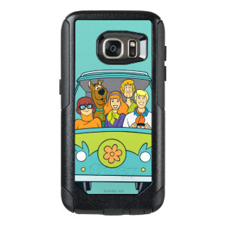 Scooby-Doo & The Gang Mystery Machine OtterBox Samsung Galaxy S7 Case