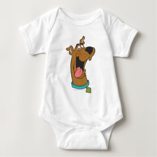 Scooby-Doo Tongue Out Baby Bodysuit