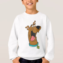 Scooby-Doo Tongue Out Sweatshirt