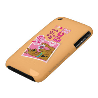 Scooby Doo - We Just Click Case-Mate iPhone 3 Cases