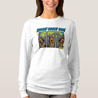 Scooby-Doo Where Are You Comic Panels T-Shirt