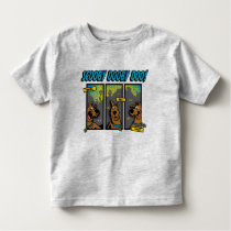 Scooby-Doo Where Are You Comic Panels Toddler T-shirt