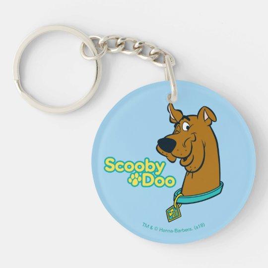 Scooby-Doo Winking Keychain  e7abb7bc88ea