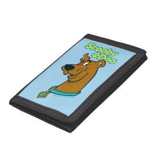 Scooby-Doo Winking Trifold Wallet