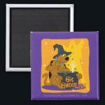 "Scooby-Doo Witch&#39;s Cauldron Magnet<br><div class=""desc"">Scooby Doo Halloween</div>"