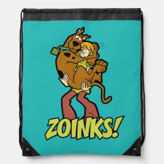 ¡Scooby-Doo y Zoinks lanudo! Mochilas