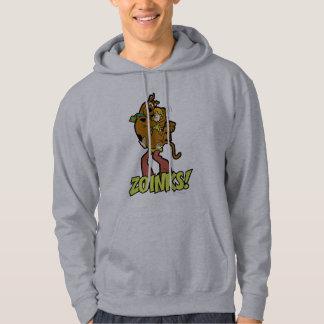 ¡Scooby-Doo y Zoinks lanudo! Suéter Con Capucha