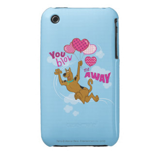 Scooby Doo - You Blow Me Away iPhone 3 Cases
