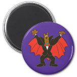 Scooby Drácula Iman De Frigorífico