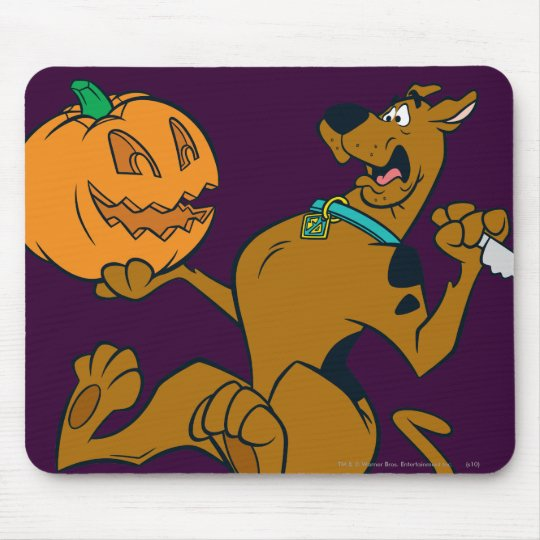 Scooby Halloween 07 Mouse Pad