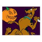 Scooby Halloween 07 Postcard