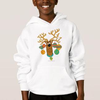 Scooby the Reindeer Hoodie