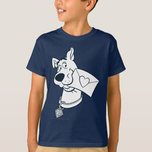 Scooby Valentines Day T_Shirt