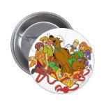Scooby y navidad 01 de la cuadrilla pin