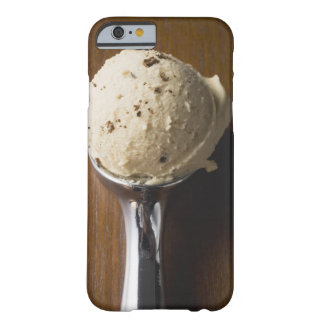 Scoop of ice cream in ice cream scoop (overhead barely there iPhone 6 case