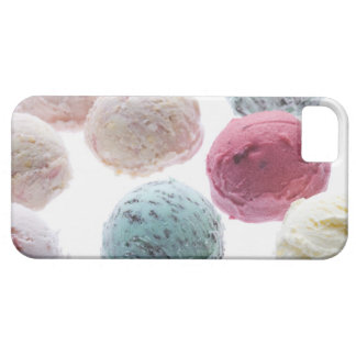 Scoops of ice creams iPhone SE/5/5s case