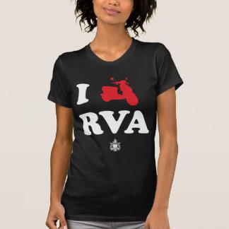 Scoot RVA - compinche - las señoras Playera