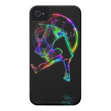 Scoot the Moon - Scooter Champ Case-Mate iPhone 4 Case