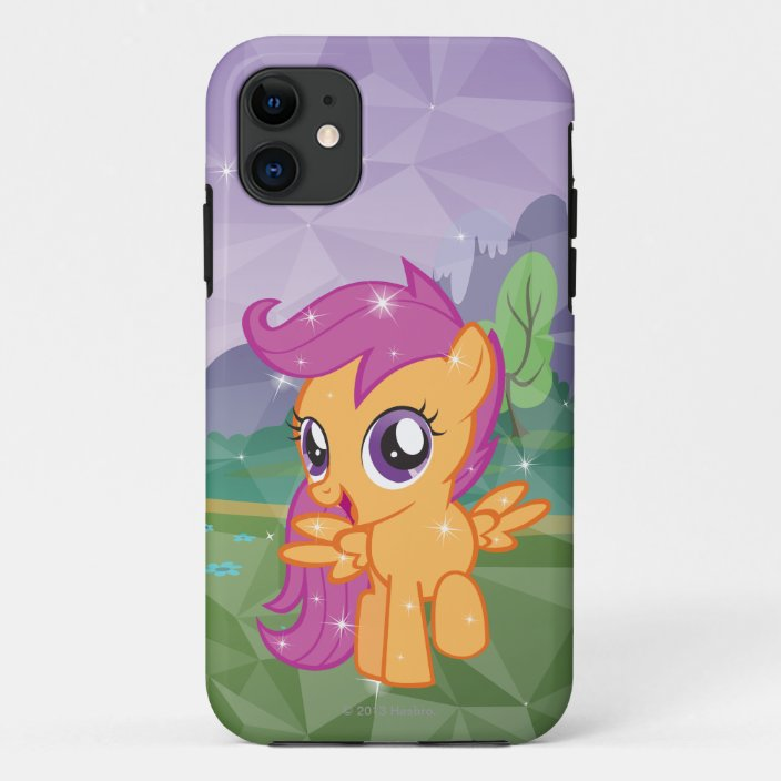 Scootaloo Case Mate Iphone Case Zazzle Com One third of the greatest trio of fillies ever! zazzle