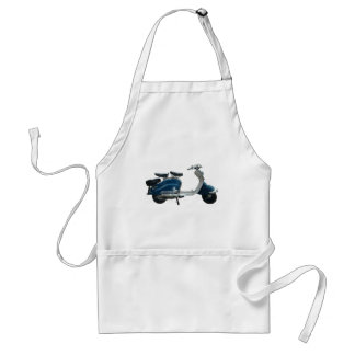 SCOOTER ADULT APRON