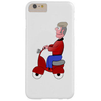 Scooter Barely There iPhone 6 Plus Case