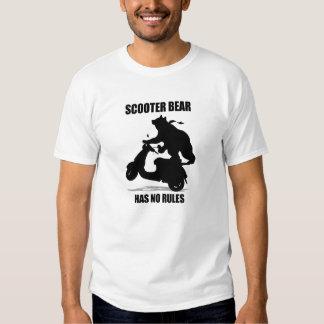Scooter Bear T Shirt