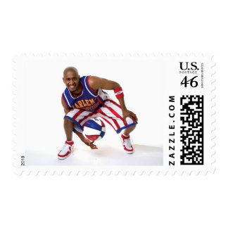 Scooter between the legs postage