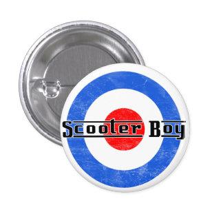 Scooter Boy Lambretta Pin