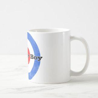 Scooter Boy Mug