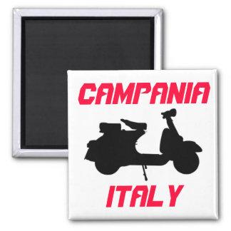 Scooter, Campania, Italy Fridge Magnets
