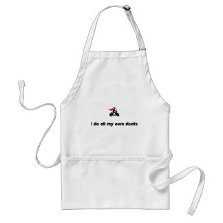 Scooter Hero Adult Apron
