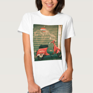 Scooter in Italy T-Shirt