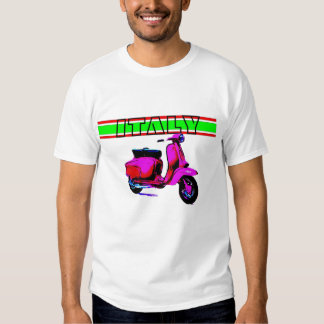 scooter italy shirt