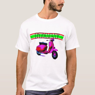 scooter italy T-Shirt