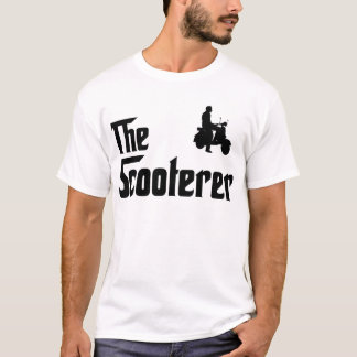 Scooter Lover T-Shirt