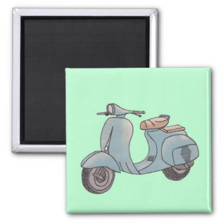 Scooter Magnet