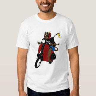Scooter Monkey T-shirts