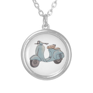 Scooter necklace