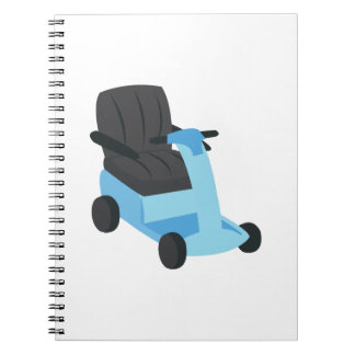 Scooter Note Book