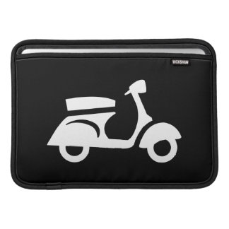 Scooter Pictogram MacBook Air Sleeve