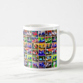Scooter Pop Art Coffee Mug
