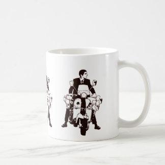 Scooter Rider 2010 Coffee Mug