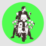 Scooter Rider 2010 Stickers