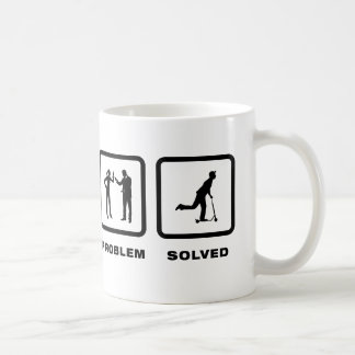 Scooter Rider Coffee Mug