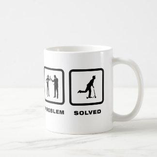 Scooter Rider Coffee Mug