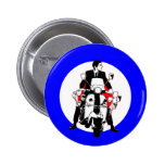Scooter Rider on Target Buttons